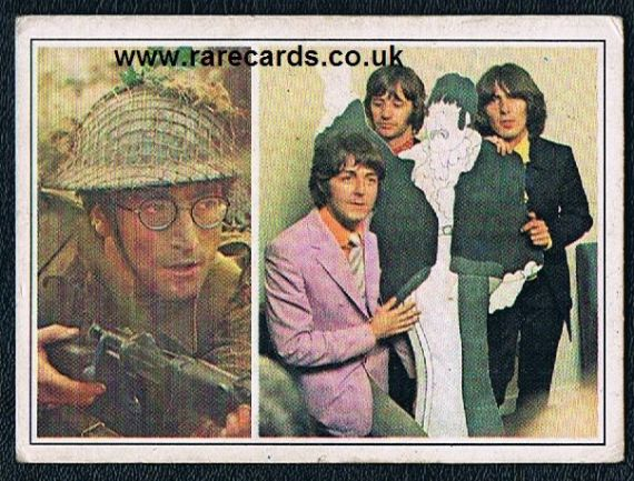 1970's Spanish Lennon Beatles Este card